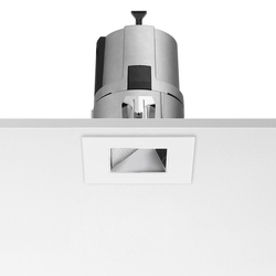 Light Sniper Wall-Washer Square QR-CBC 51 | Illuminazione generale | Flos