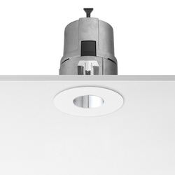 Light Sniper Fixed Round Double Focus QT-12 | Lampade soffitto incasso | Flos