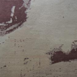 Sin Titulo 37 Negativo Sepia | Formatteppiche / Designerteppiche | Living Divani