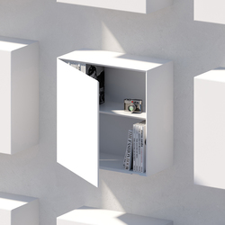MultipliCeo Quadro | Büroregalsysteme | Fantoni