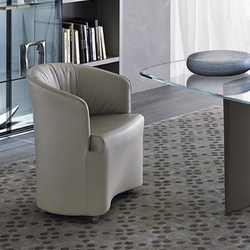 Opera Dinner Chair | Poltrone lounge | Misura Emme
