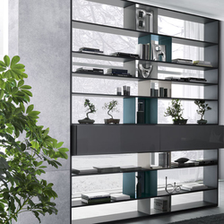 Urban | Shelving systems | Misura Emme