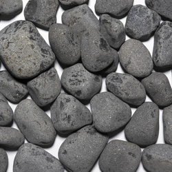 Zierkies | Splitte, Basalt | Pebble stones | Metten