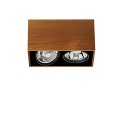 Compass Box Large 2L H160 QR-111 | General lighting | Flos