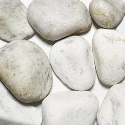 Zierkies | Splitte, Carrara | Pebble stones | Metten