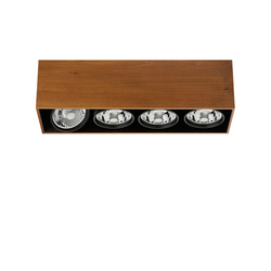Compass Box Large 4L H160 CDM-R111 | General lighting | Flos