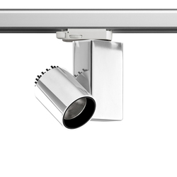 Fort Knox 1 Track LED | Ceiling-mounted spotlights | Flos