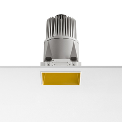 "Kap 4.1"" Square LED 