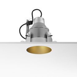 "Kap 4.1"" Round LED 