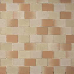 Terra Toscana Pflaster beige, changierend | Paving stones | Metten