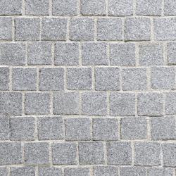 Artic Granit Pflaster, geflammt | Pflastersteine | Metten