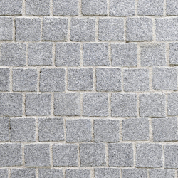 Artic Granit Pflaster, geflammt | Paving stones | Metten