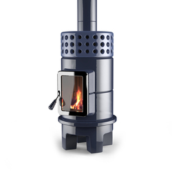 Round Stack rim | Wood burning stoves | La Castellamonte
