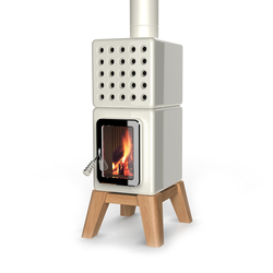 Cubi Stack wood | Wood burning stoves | La Castellamonte