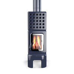 Cubi Stack long | Stoves | La Castellamonte