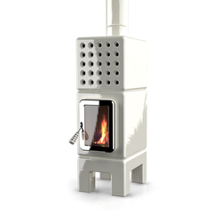 Cubi Stack slim | Wood burning stoves | La Castellamonte