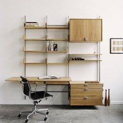 as4 modular furniture system | Shelving | Atlas Industries