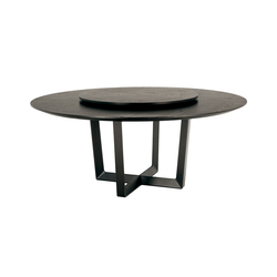 Bolero Lazy Susan | Dining tables | Poltrona Frau