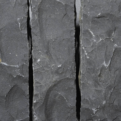 Basalt anthrazit Palisaden | Screening panels | Metten