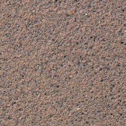 Tocano Porphyry brown, blasted | Concrete panels | Metten