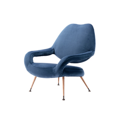 DU 55 | Lounge chairs | Poltrona Frau