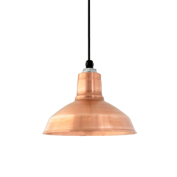 The Drake Copper Pendant | General lighting | Barn Light Electric