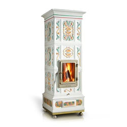 Vienna | Wood burning stoves | La Castellamonte
