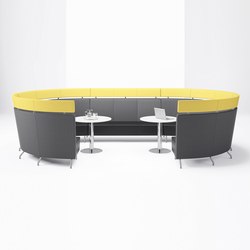 Intima Modular | Waiting area benches | Arcadia