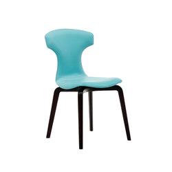 Montera | Restaurant chairs | Poltrona Frau