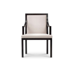 Sillas-Asientos-Kata Upholstered Arm Chair-Bolier & Company