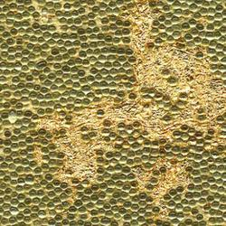 Beadazzled Leaf™ Green Leaf | Wall coverings | Maya Romanoff Corp.