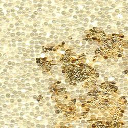 Beadazzled Leaf™ Pearlie Leaf | Wallcoverings | Maya Romanoff Corp.