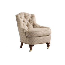 Tufted Back Chair | Sessel | Kindel Furniture