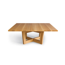 Duette Square Extension Table | Mesas comedor | Altura Furniture