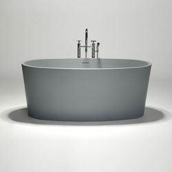 blu•stone one-piece freestanding bathtub | Vasche ad isola | Blu Bathworks