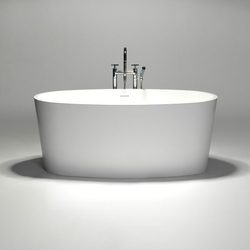 blu•stone one-piece freestanding bathtub | Freistehend | Blu Bathworks