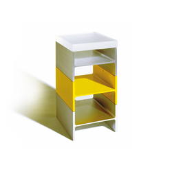 i beam end table | Tavolini alti | Biproduct