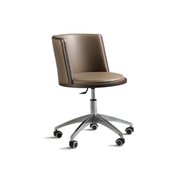 Sedia Carambola Girevole | Office chairs | Morelato