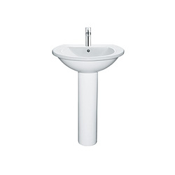 Darling New - Pedestal | Vanity units | DURAVIT