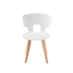 erice wood | Restaurant chairs | Alias