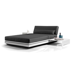 Elements concept lounger | Tumbonas | Manutti