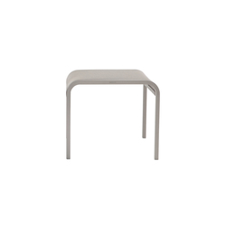 Helios footstool/sidetable | Tabourets de jardin | Manutti