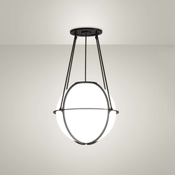 "Globe Pendant (26"") 