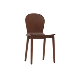 Bac | Restaurant chairs | Cappellini