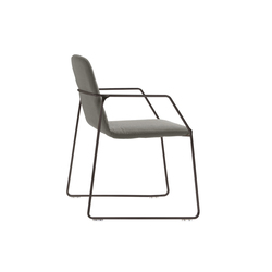 Loop dining chair | Garden chairs | Manutti