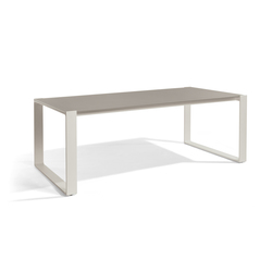 Prato Rectangular dining tables | Esstische | Manutti
