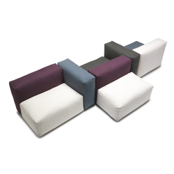 Oblong System | Modular seating systems | Cappellini