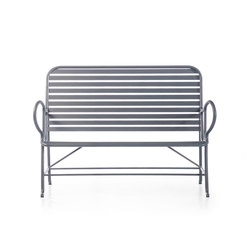 Gardenias bench (outdoor) | Benches | BD Barcelona