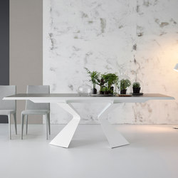 Prora fixed | Dining tables | Bonaldo