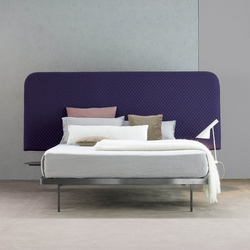 Contrast Bed | Double beds | Bonaldo